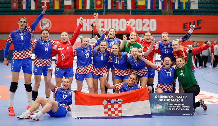2020 Women's Handball Euro: Croatia wins bronze medal