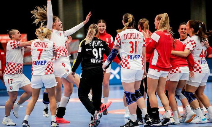 HRT gets rights to broadcast Croatia's historic semifinal at women's handball Euro