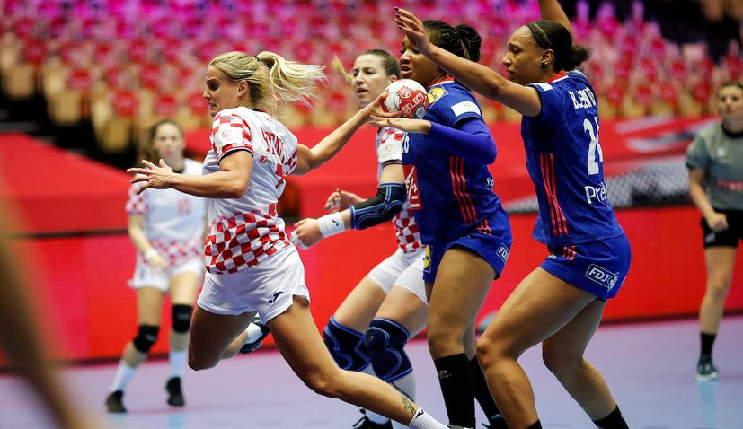 2020 Women's Handball Euro: Croatia to play for bronze medal after defeat to France
