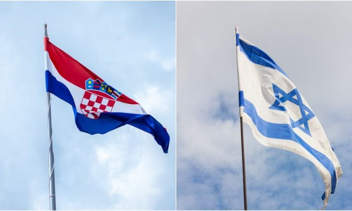 Croatia and Israel sign partnership agreement between foreign ministries