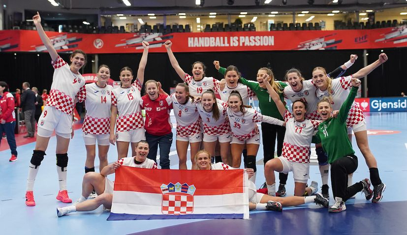2020 Women's Handball Euro: Croatia beats Germany to reach semifinal