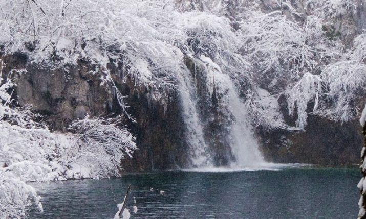 Virtual tour of Croatia's winter beauties, customs launched