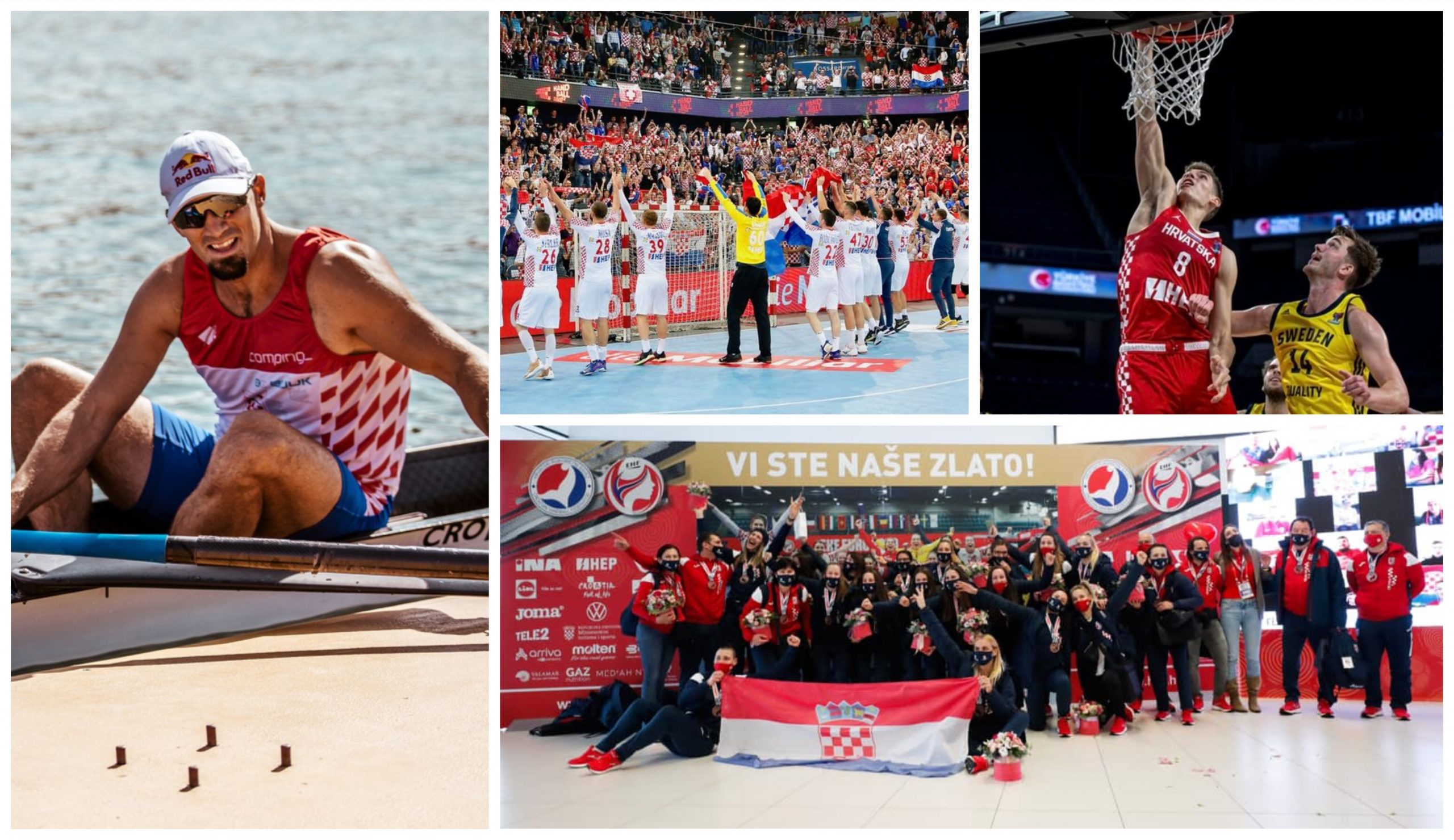 Best moments in Croatian sport in 2020