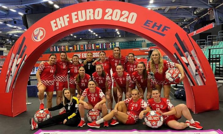 2020 Women's Handball Euro: Croatia beats Serbia to win group