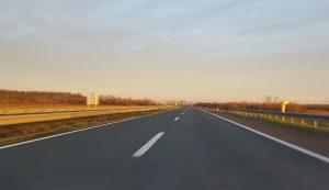 highway eastern croatia hungary