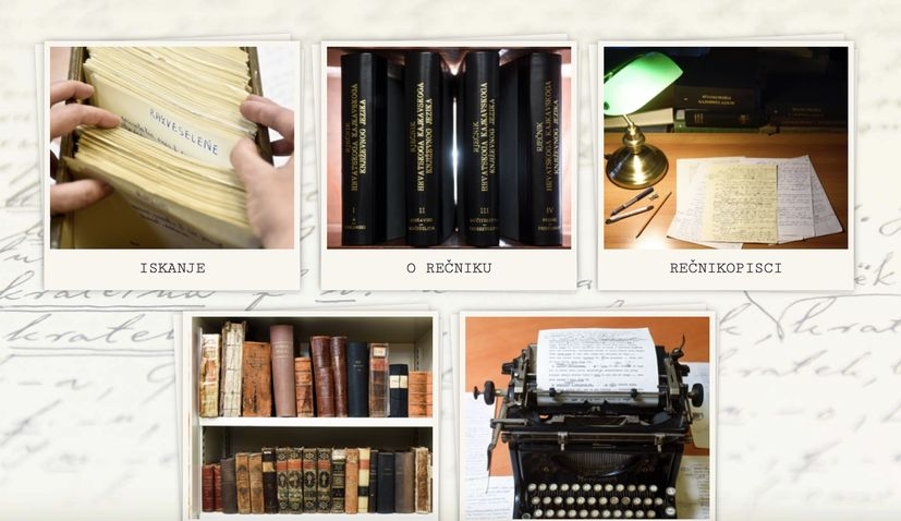 Online edition of Kajkavian dictionary published