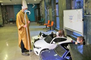 kbc cars kids zagreb hospital
