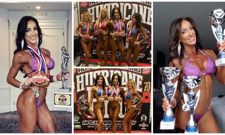 Meet the Croatian dominating Masters Bikini bodybuilding in America