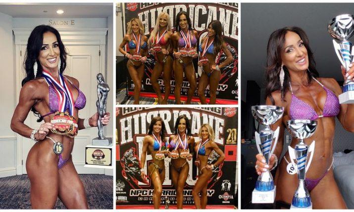 Meet the Croatian dominating Masters Bikini bodybuilding in America