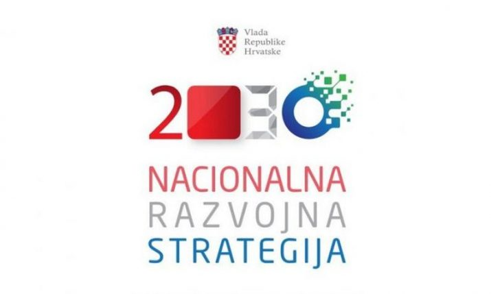 Croatia's national development strategy sent to parliament for discussion