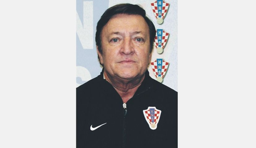 Former Croatia coach Otto Barić passes away in Zagreb