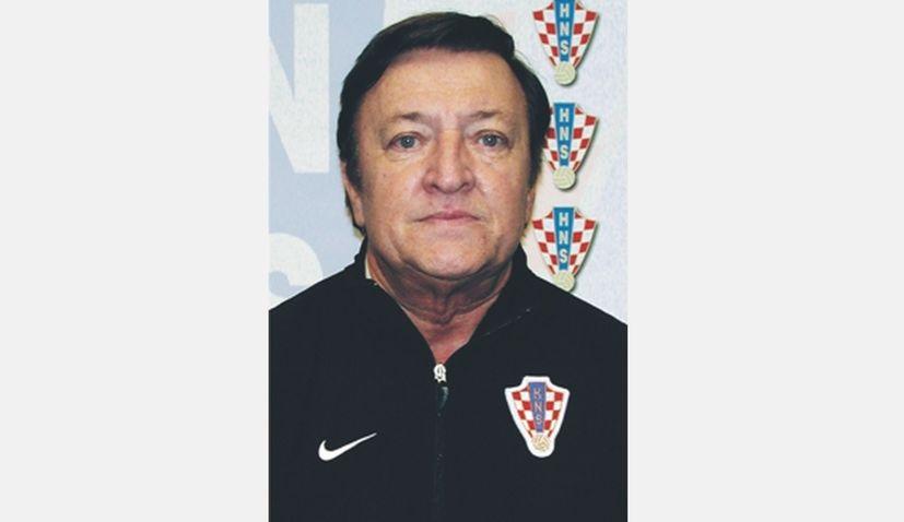Former Croatia coach Otto Barić passes away in Zagreb