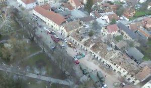 petrinja earthquake