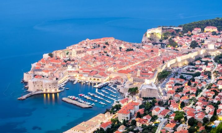 Around 10,000 tourists currently staying in Croatia