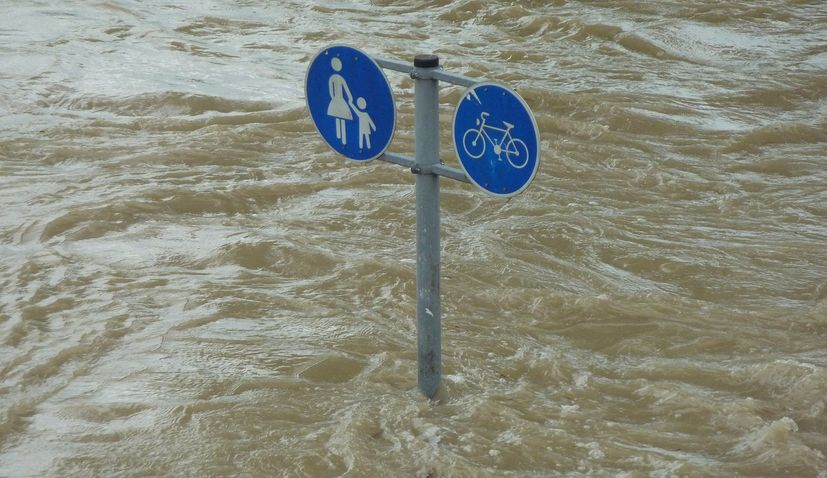 VIDEO: Big floods in Vrgorac, government to help
