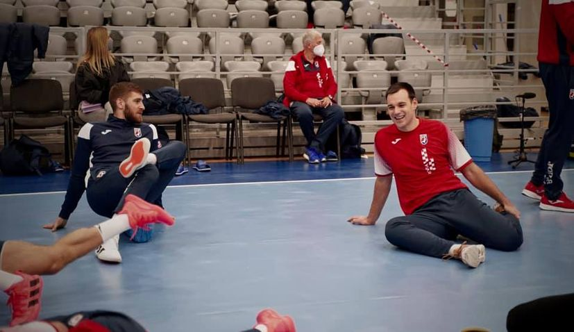 World Men's Handball Championship: Croatia gathers in Zagreb