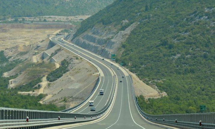 Zagreb-Sisak motorway toll free until Monday