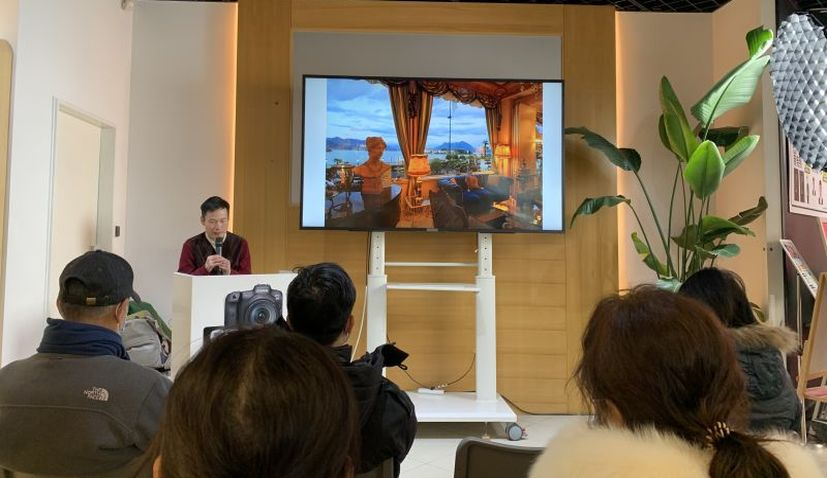 Award-winning Chinese photographer presents monograph featuring Slavonia and Baranja