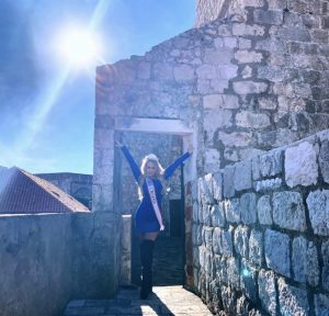 From California to Dubrovnik to representing Croatia at Mrs. World