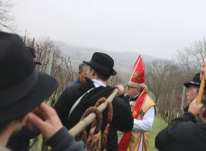 Croatian Traditions on Vincekovo celebrated on 22 January