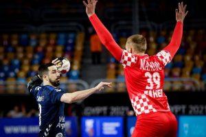2021 World Men's Handball Championship: Argentina Croatia