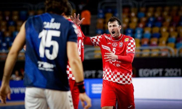 World Handball Championship: Argentina complicates Croatia's quarterfinal pursuit