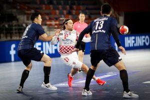 World Men's Handball Championship: Croatia