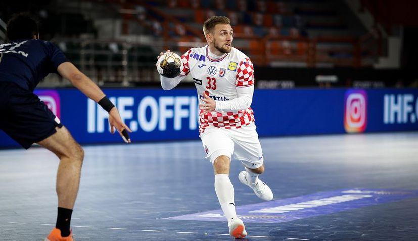 2021 World Men's Handball Championship: Croatia lose Luka Cindrić for rest of tournament