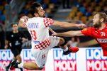 World Handball Championship: Denmark ends Croatia's quarterfinal hopes