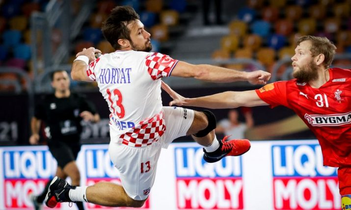 World Handball Championship: Denmark ends Croatia's quarterfinal hopes