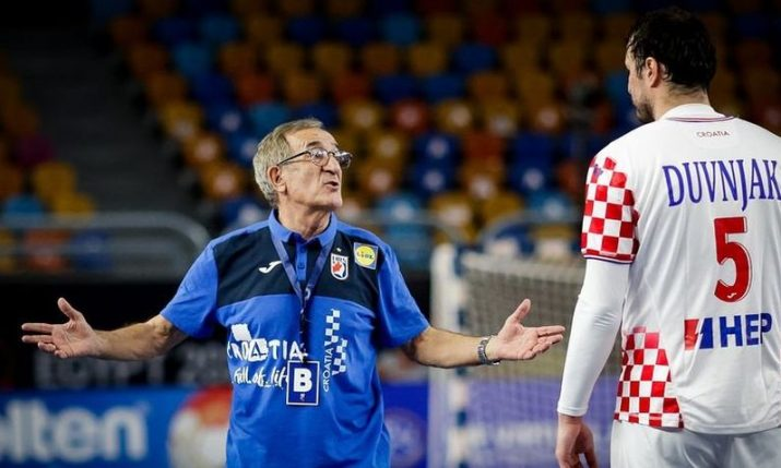 Croatia appoint new handball coach