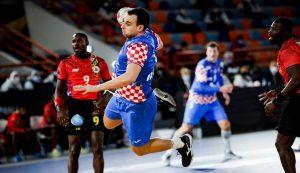 2021 World Men's Handball Championship: Croatia defeats Angola