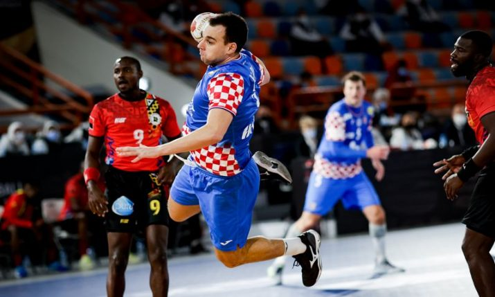 2021 World Men's Handball Championship: Croatia defeats Angola