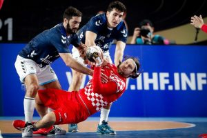 2021 World Men's Handball Championship: Argentina Croatia
