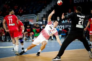 2021 World Men's Handball Championship: Croatia comfortably beat Bahrain