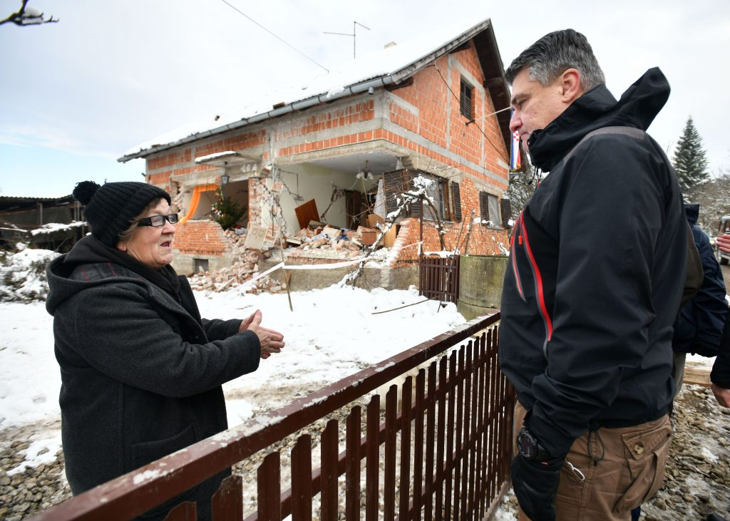Milanović: It's a shame post-war reconstruction was botched