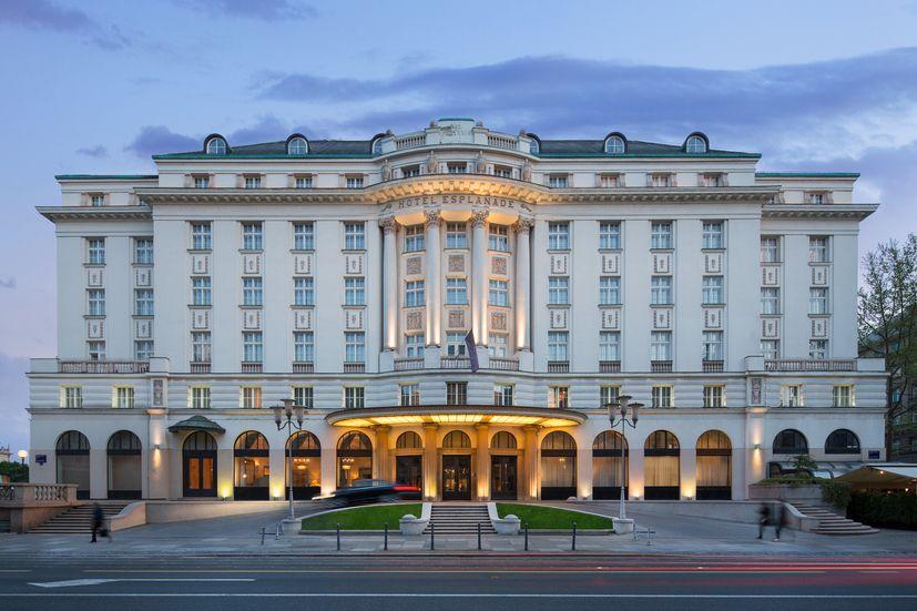 Zagreb's Hotel Esplanade introduce drive-though à la carte service