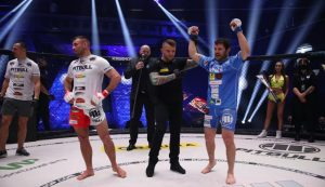 Francisco 'Croata' Barrio gets first win in KSW