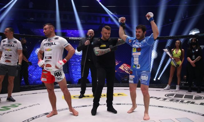 MMA: Argentine-Croat Francisco 'Croata' Barrio gets first win in KSW