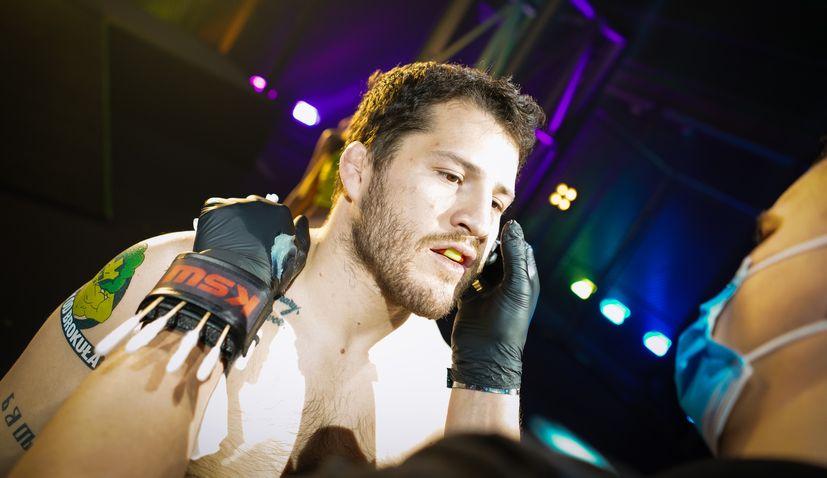 MMA: Argentine-Croat Francisco 'Croata' Barrio to fight at KSW 58, DanielBažant to debut