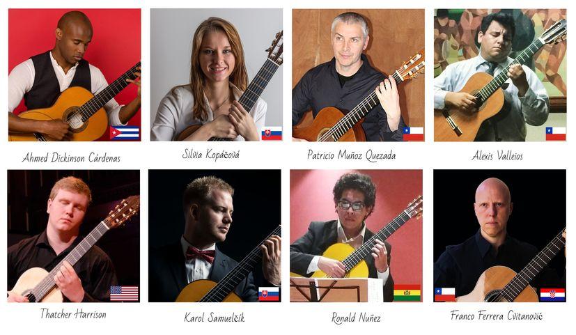 Chilean-Croatian composer Franco Ferrera Cvitanović presents classical guitar album