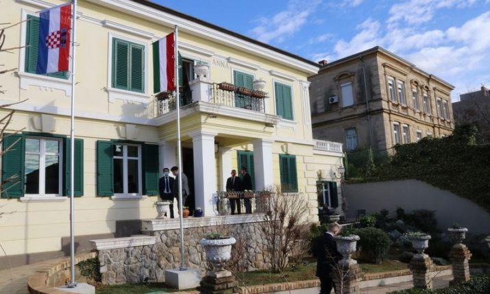 Hungary House opened in Rijeka
