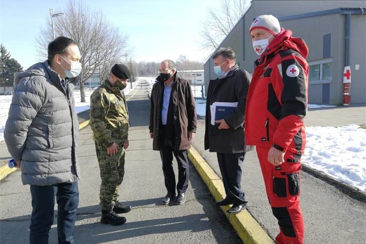Canadian ambassador visits Petrinja and Glina