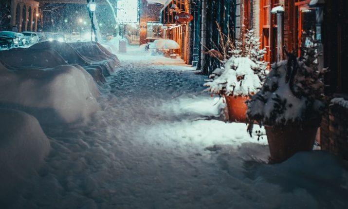Rare snowstorm in Madrid cancels Croatia's EHF Cup handball match