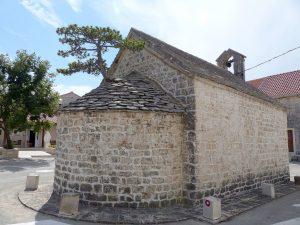 church in Nerežišća