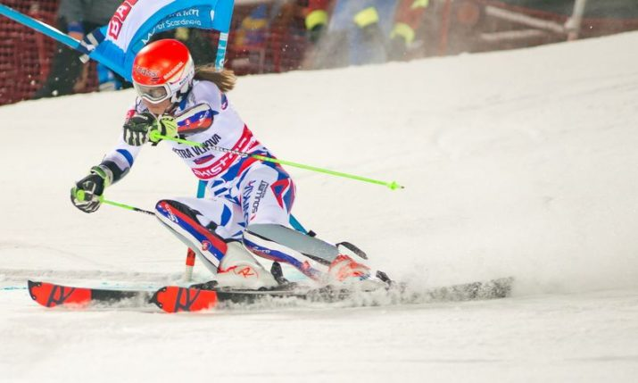 Petra Vlhova defends Snow Queen title on Zagreb's Sljeme