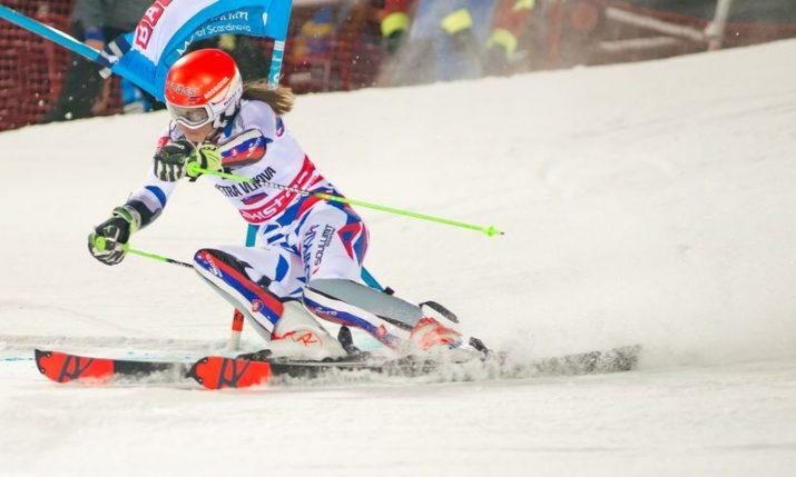 Petra Vlhova defends Snow Queen title on Zagreb's Sljeme