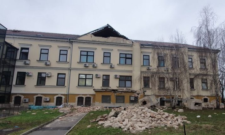 Crowdfunding campaign launched to help Sisak hospital