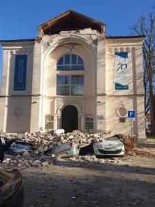 Help Rebuild Public Music School in Sisak and Petrinja