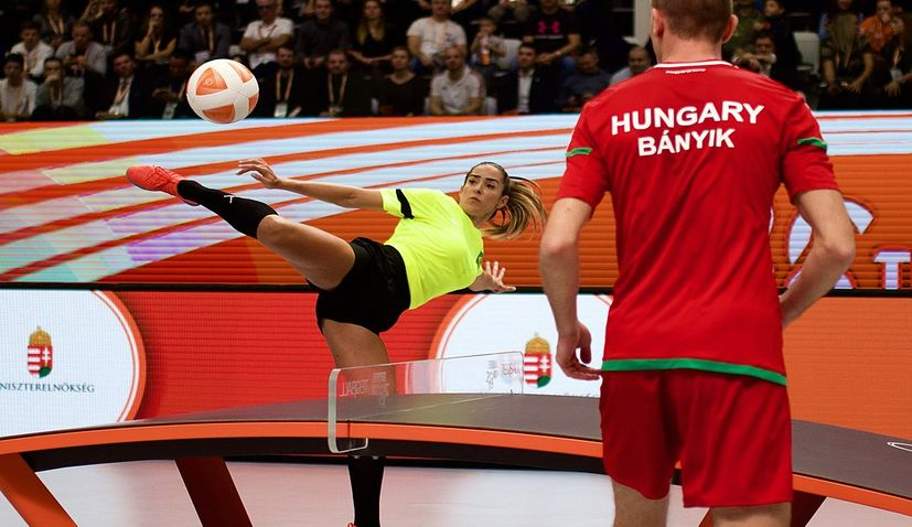Teqball to be promoted in Croatia